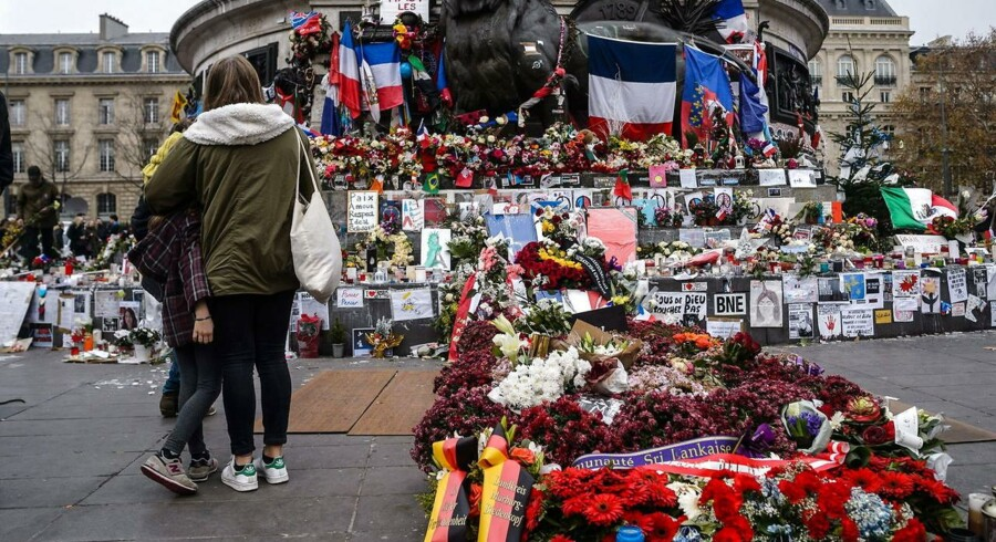 En belgier, der kan have relation til terrorangrebet i Paris, er blevet anholdt.