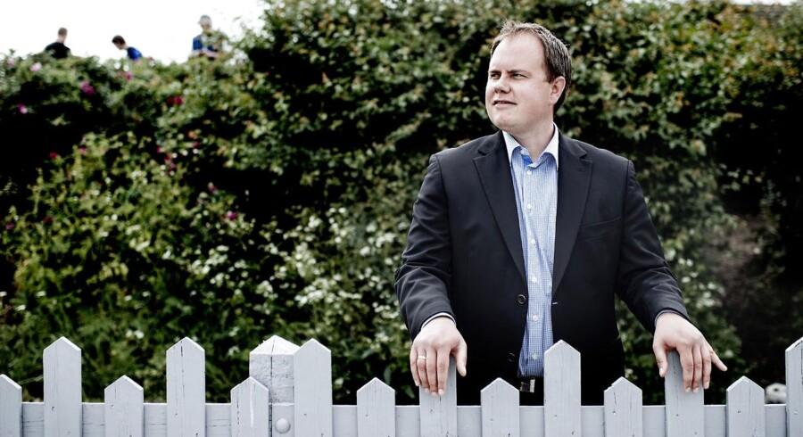 Dansk Folkepartis integrationsordfører, Martin Henriksen.
