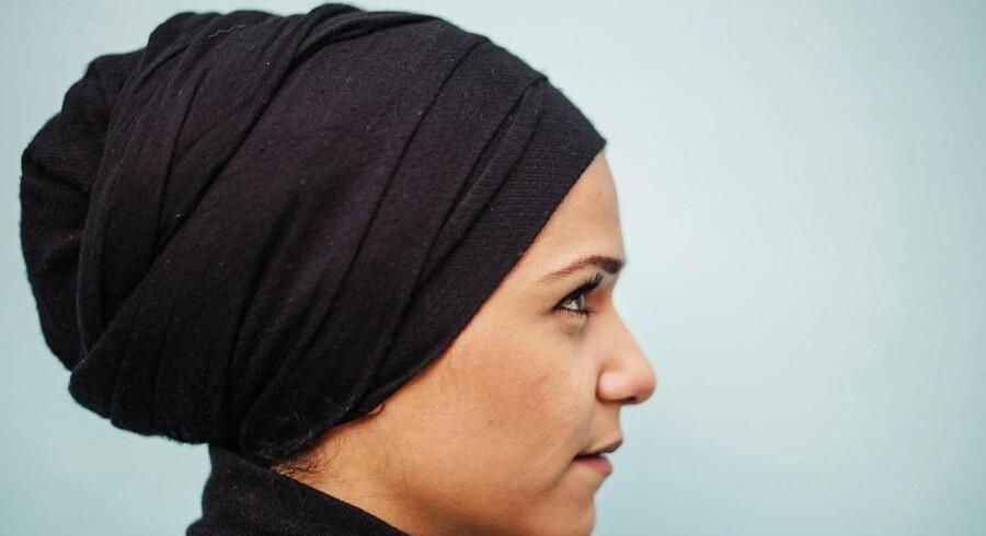 Det var under en familieferie i Libanon, at Natasha Al-Hariri valgte, at tørklædet skulle være en del af hendes jeg.