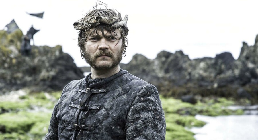 Ond, ondere, ondest: Pilou Asbæk i »Game of Thrones«. Foto: HBO.
