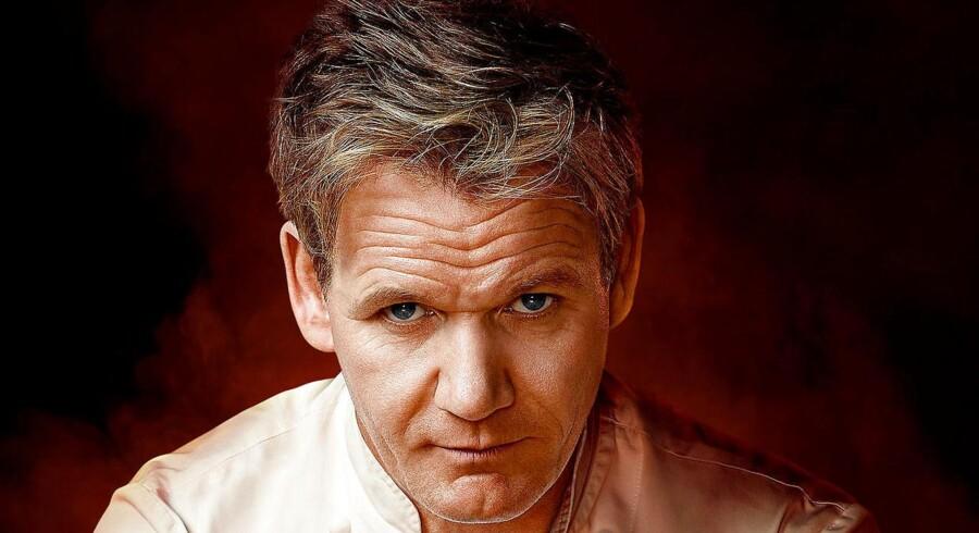 Den britiske kok Gordon Ramsay.