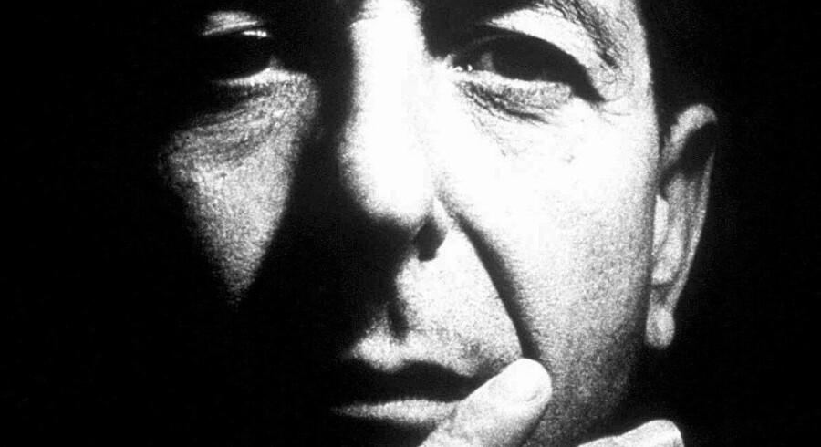 Fem nedslag i Leonard Cohens bagkatalog, som går på kant med døden.