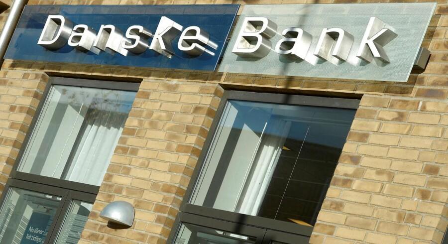 Danske Bank. Arkivfoto.