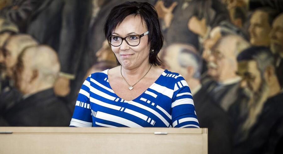 En kommentar fra partifællen Susanne Eilersen (billedet) om, at Karsten Byrgesens kommunalvalgsresultat var en fiasko, er begrundelsen for hans udmeldelse af Dansk Folkeparti.