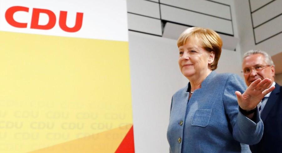 Angela Merkel vil blive nødt til at tage bestik af fremgangen for indvandrerkritiske AfD, siger professor.
