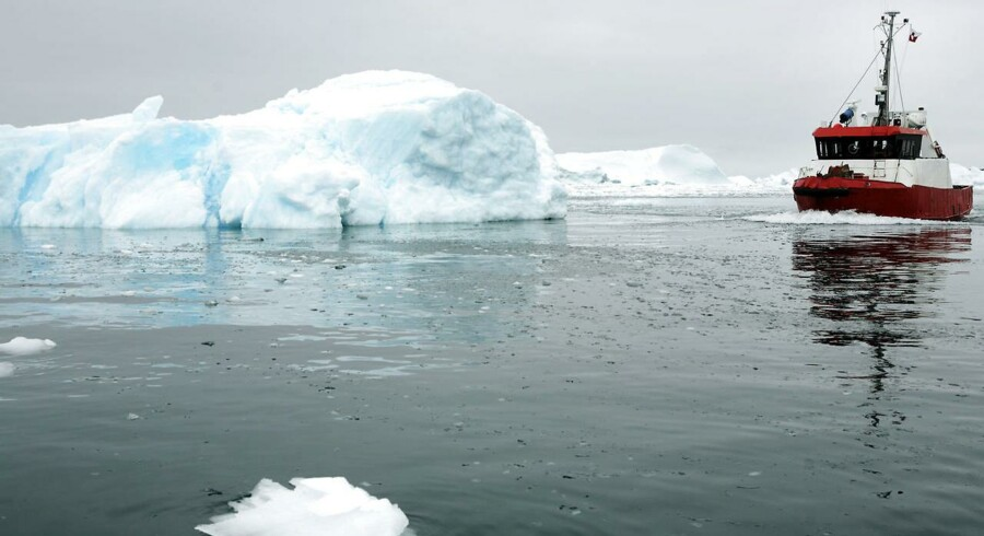 Regeringen lægger op til at indføre nyt grønlandsk hjemmeværn, investeringer i satellitter og et styrket søværn i Arktis. Arkivfoto.