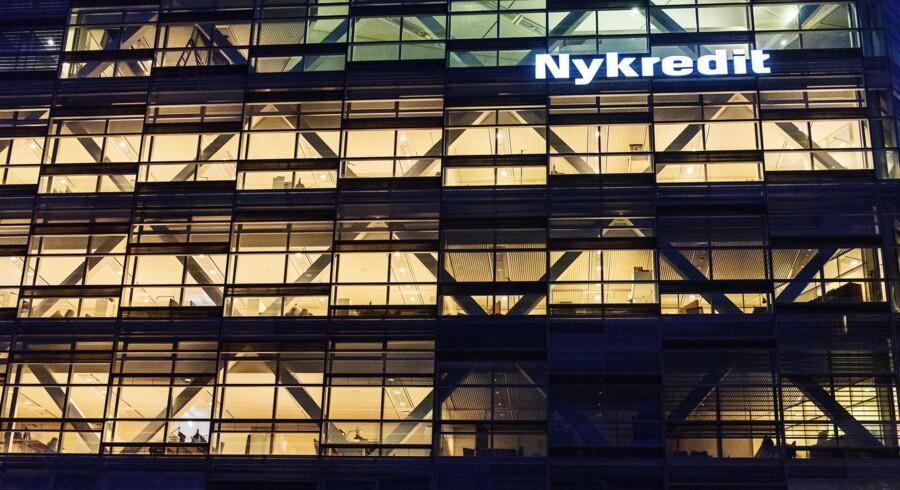 Det kan give et gevaldigt tilbageslag for kunderne i Nykredit, hvis selskabet ikke bliver børsnoteret som planlagt. Foto: Sara Gangsted