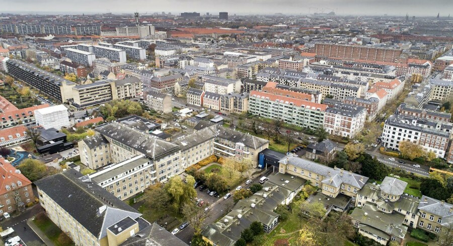 Frederiksberg Kommune er interesseret i at overtage hospitalsgrunden, når Frederiksberg Hospital lukker og flytter til Bispebjerg.