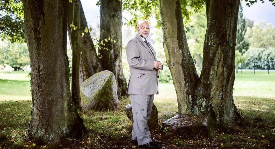 Mohammed Al Khaled Samha står i spidsen for Familie Fonden i Odense. Han er også kendt som imam Abu Bashar.