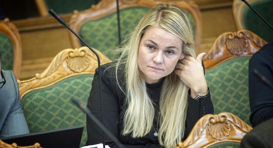 Arkivfoto. »Det er præcis den barnepigestat, som Liberal Alliance ønsker et opgør med,« siger Liberal Alliances beskæftigelsesordfører, Laura Lindahl.