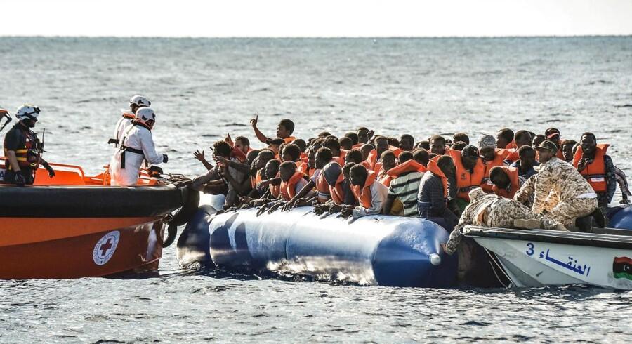 20 danske frømænd skal træne lokale styrker for at styrke sikkerheden og fokusere på flygtningestrømmen.