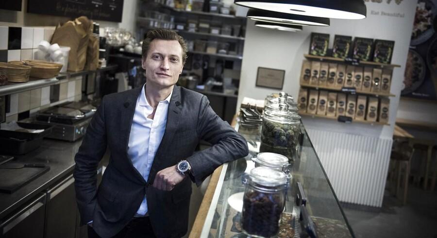 Jesper Rydahl, direktør og stifter af 42Raw.