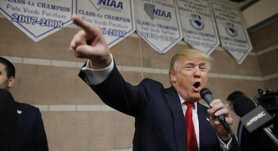 Donald Trump vandt også seneste runde af primærvalgene, hvor det skal afgøres, hvem der bliver partiets endelige præsidentkandidat. Det var i South Carolina, hvor Trump tog en klar sejr foran Marco Rubio på andenpladsen og Ted Cruz på tredjepladsen.