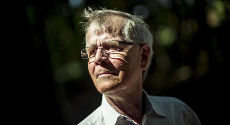 Med stram økonomisk styring fik tidligere borgmester i Vejle Kommune Arne Sigtenbjerggaard (V) nedbragt Vejles udgifter til service til det landets laveste niveau.
