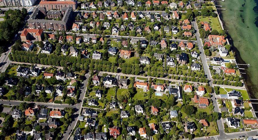 Her bor Danmarks rigeste procent: Se hvad de laver og tjener