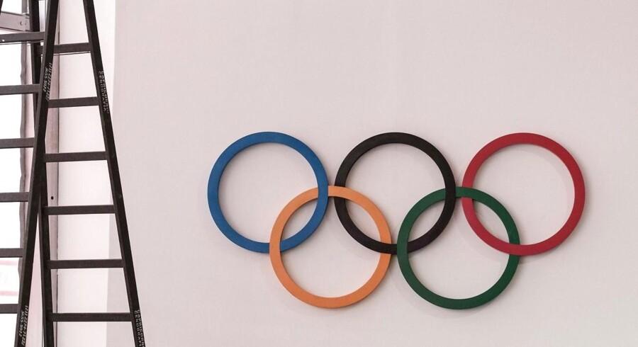Otte brasilianere er blevet dømt for at ville begå et voldeligt angreb på det seneste OL i den brasilianske storby Rio de Janeiro.
