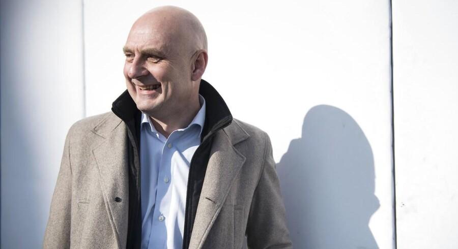 Portræt af Thomas Sillesen, bestyrelsesformand for ingeniørfirmaet BIIR, der netop har vundet retssag om at få en nyindkøbt ejendom i Odessa tilbage.