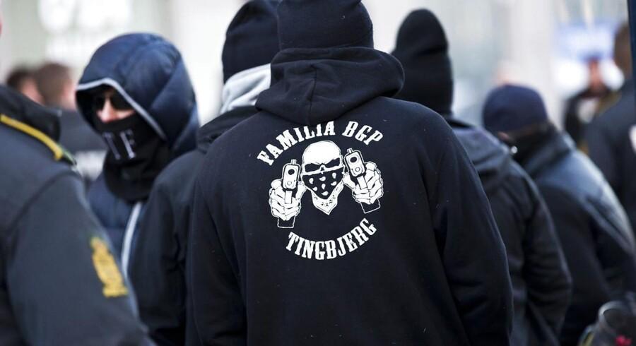 (ARKIV) Bandegrupperingen LTF / Loyal To Familia i København den 26. marts 2013.