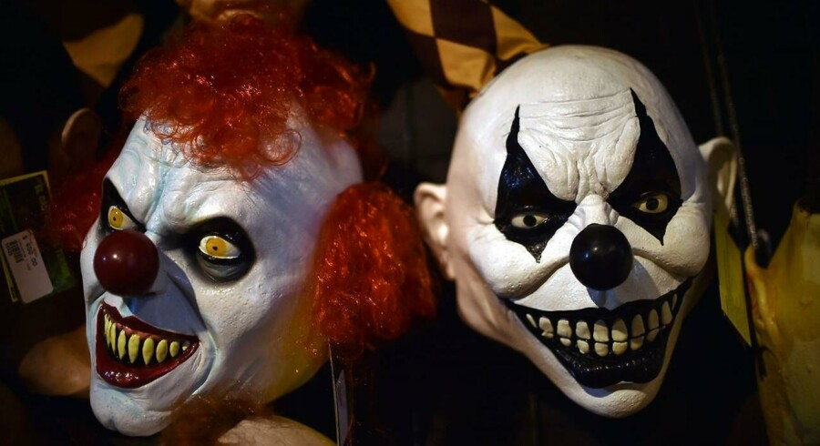 Bag dræberklovnenes maske gemmer sig unge mænd på jagt efter anerkendelse, siger kriminalforsker Reinhard Kreissl