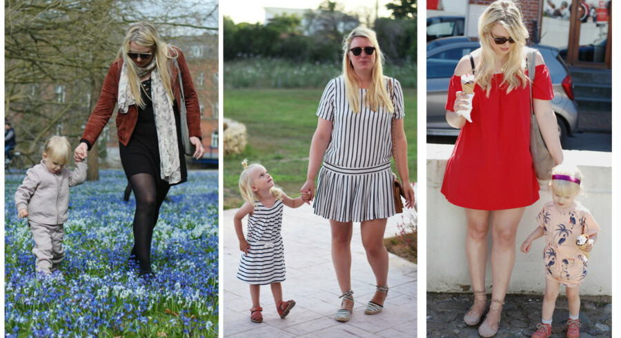 Jeanett Drevsfeldt er mor og driver bloggen missjeanett.dk, hvor hun blandt andet skriver om, hvordan hun oplever det at være mor - en rolle, hun ikke elsker.