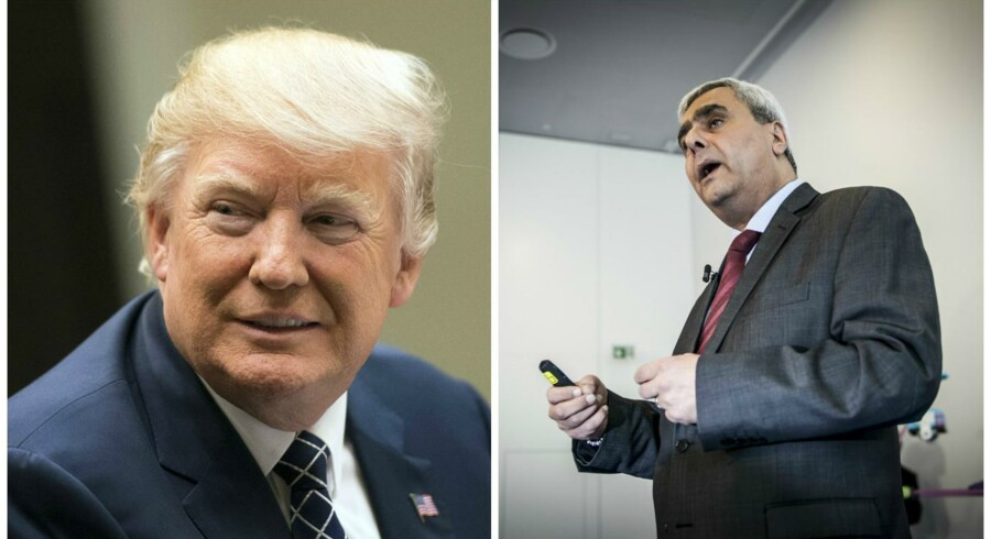 Med talrige trusler om toldmure vendt mod lavprisproduktion i Mexico har USA's præsident Donald Trump givet tilhængere af international frihandel sved på panden.