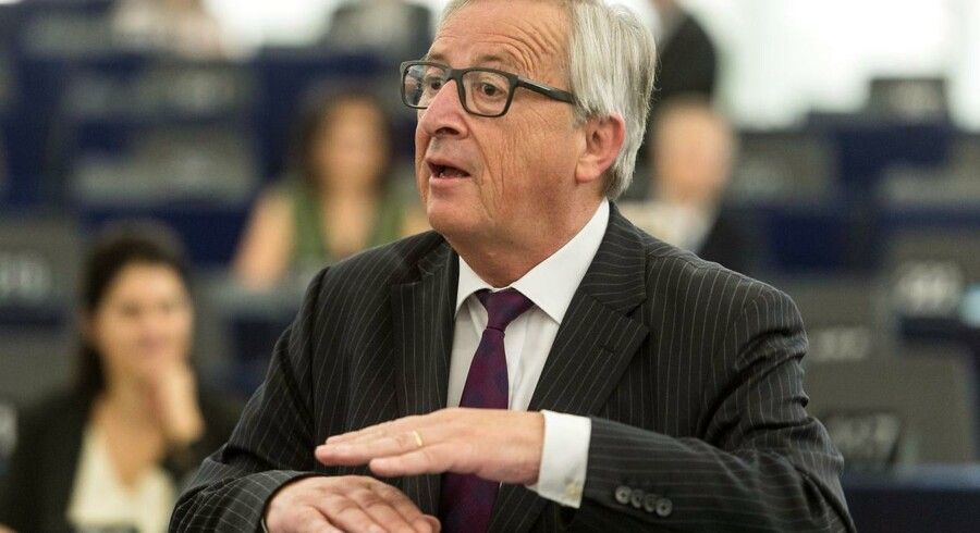 Arkivfoto: I sin tale om EUs tilstand siger EU-Kommissionens formand, Jean-Claude Juncker, at opsynet med udenlandske investeringer i unionen skal skærpes.