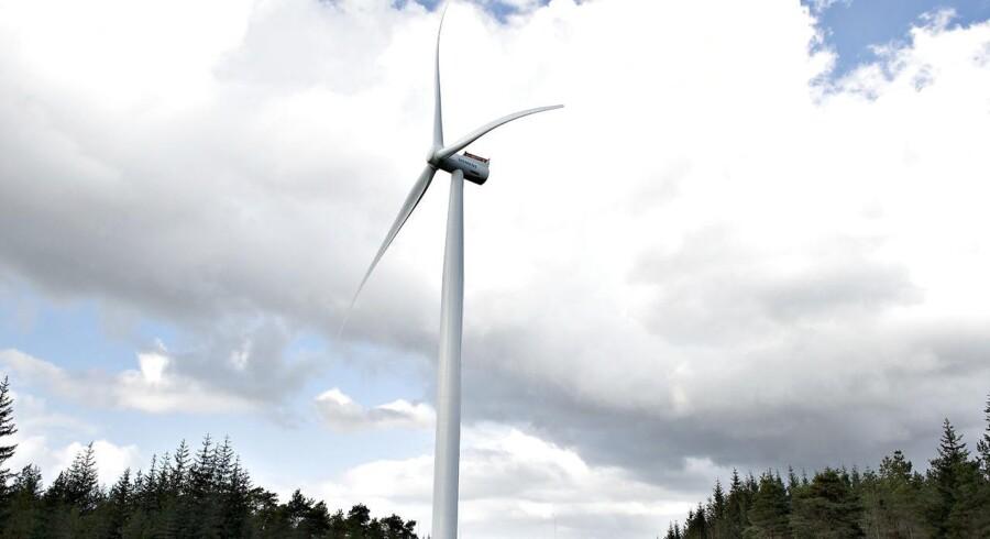 Arkivfoto: Kina er verdens største energiforbruger og skal til at investere massivt i grøn omstilling af landets energisektor.