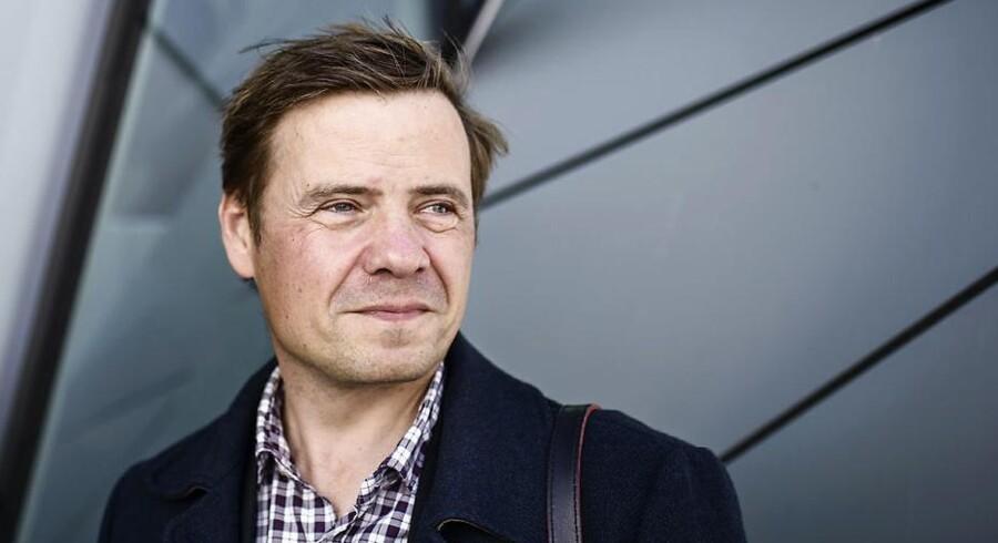 (ARKIV) Aalborgs borgmester Thomas Kastrup-Larsen,