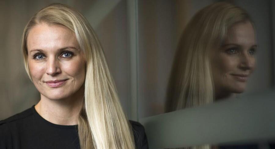 Direktør Maja Hesselholt. Foto: Søren Bidstrup