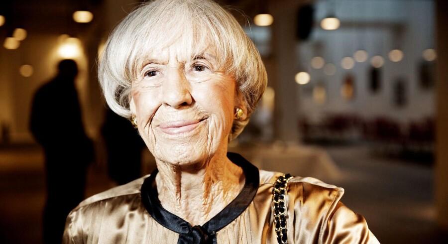 Lise Nørgaard modtager senere på måneden en ærespris, der aldrig før er blevet uddelt.