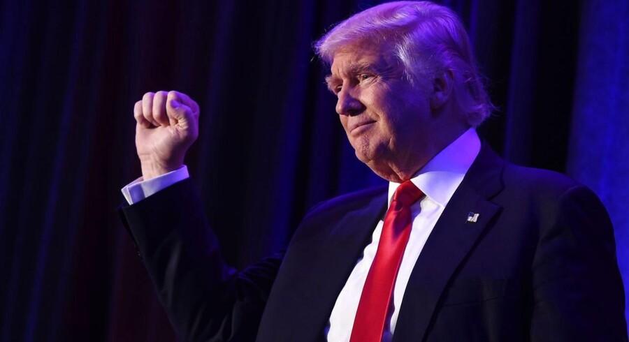 USA's kommende præsident, Donald Trump, oplyste i onsdags på Twitter, at han forlader sit forretningsimperium, så han kan fokusere på at være præsident.