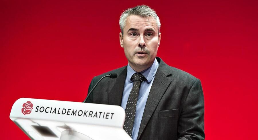 (ARKIV) Henrik Sass Larsen.