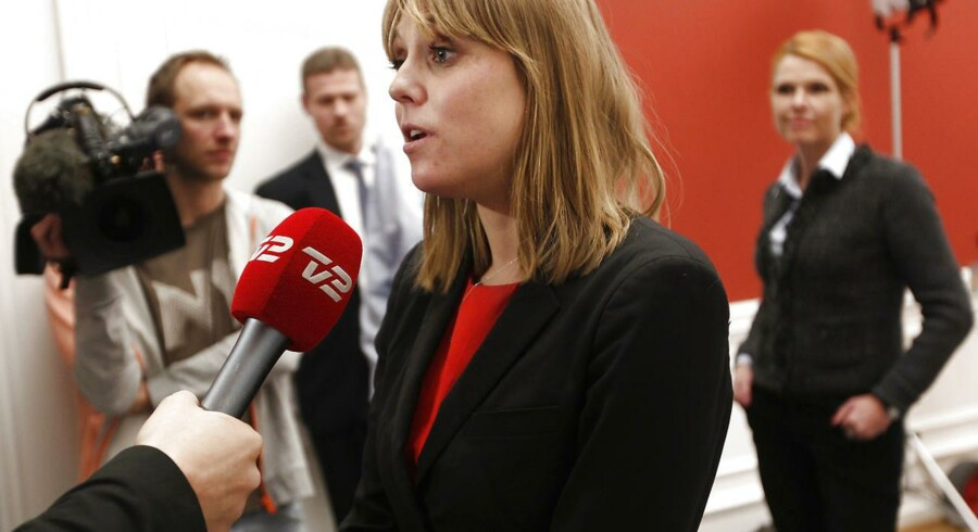 Socialdemokratiets retsordfører Trine Bramsen.