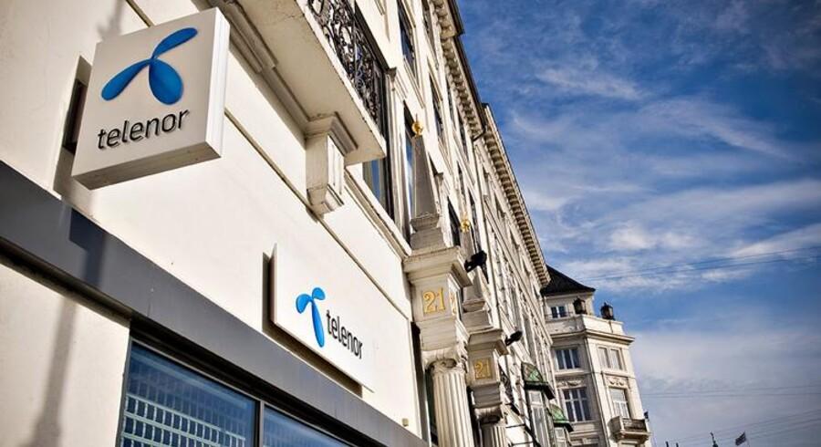 Telenor har valgt at mørklægge store dele af sit regnskab, siden den planlagte sammenlægning med Telia blev annonceret i december. Foto: Telenor