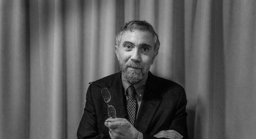 Paul Krugman mener, at amerikanerne kan lære noget af den skandinaviske velfærd. Men alt er ikke rosenrødt i Danmark, tilføjer nobelprisvinderen.
