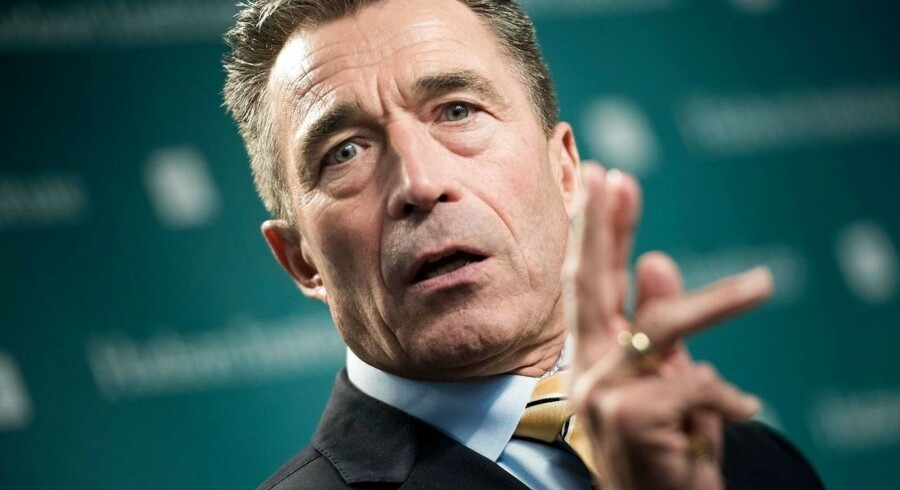 Anders Fogh kræver et decideret »task force« nedsat til at få styr på Letlands ombruste bankverden.
