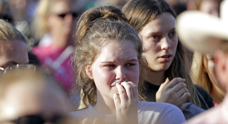 Fredagens skoleskyderi i Texas får elever bag bevægelsen for strammere våbenkontrol i USA til at råbe op igen.