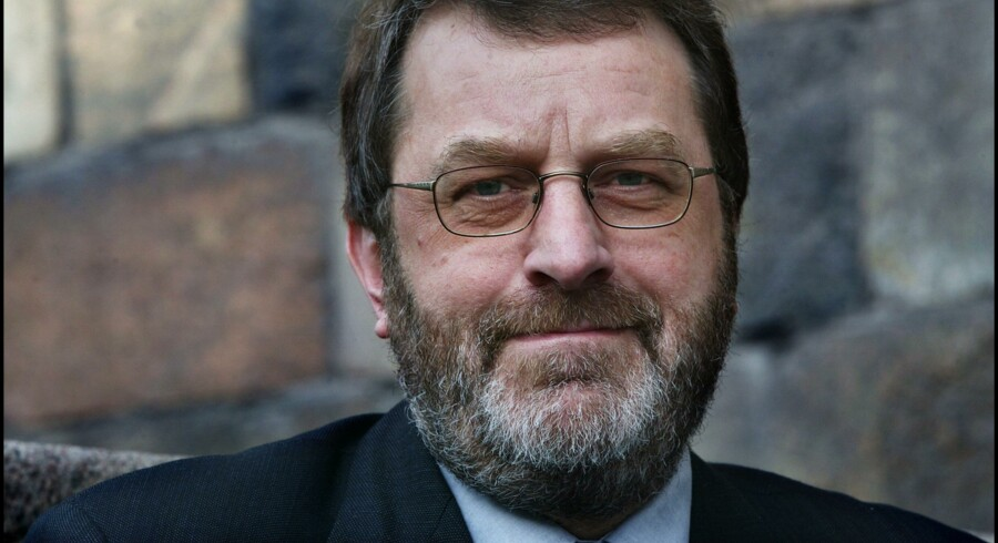 Formand for Jyske Bank, MF for Venstre, Sven Buhrkall.
