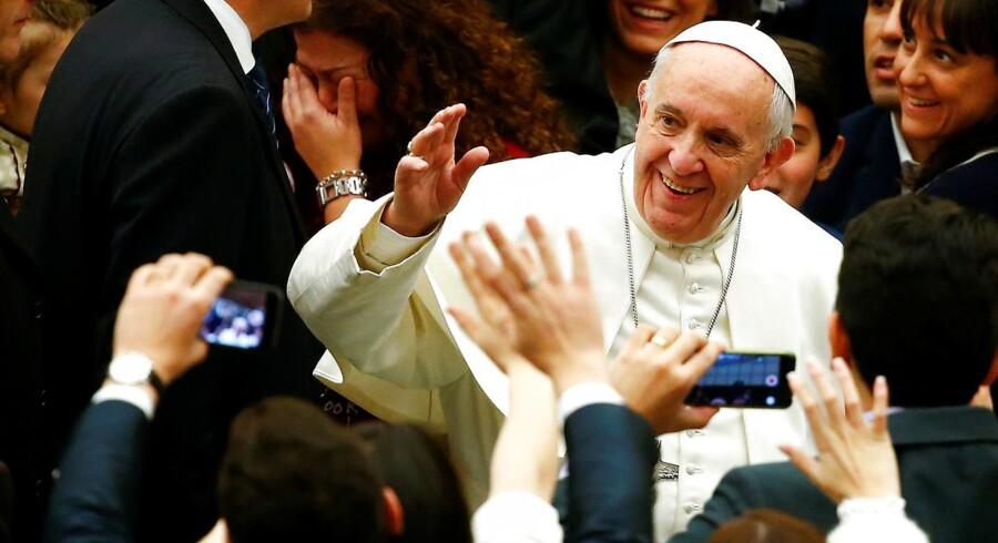 Pave Frans.