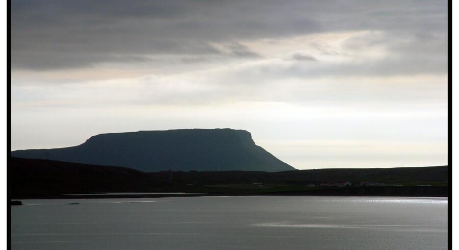 Snæfellsnes, Island. Foto: Torben Christensen, Scanpix.