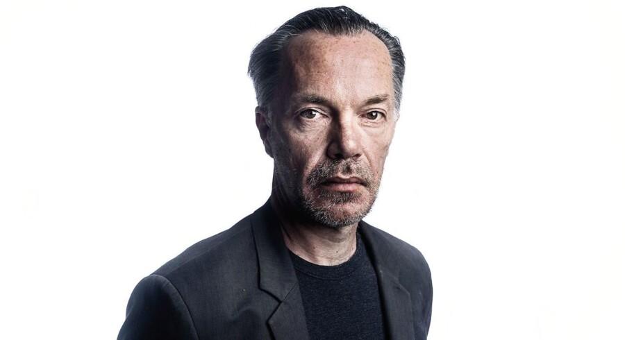 Søren Kassebeer, litteraturredaktør
