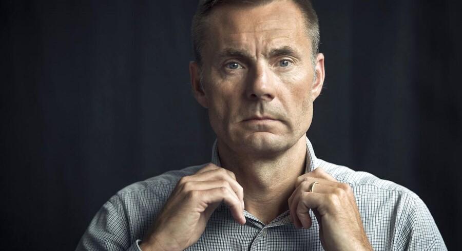 Arkivfoto. Aktionærerne i Brøndby IF får nu tilbudt at sælge deres aktier til hovedaktionær Jan Bech Andersen, der i forbindelse med en aktieemission i fodboldklubben kom op på en ejerandel på 39,7 pct.