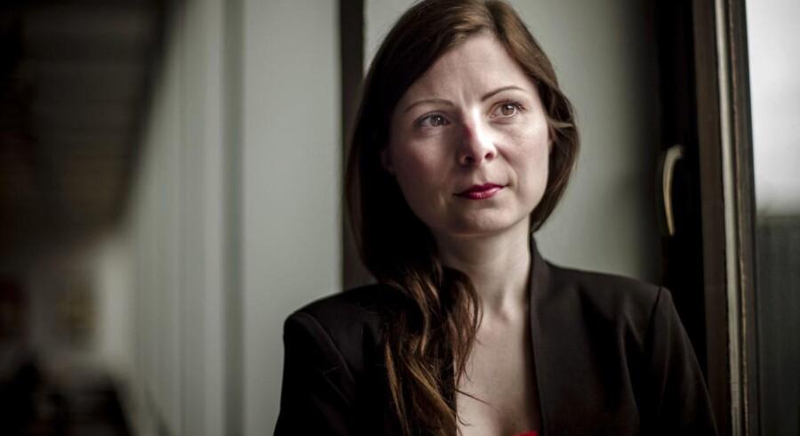 Cecilie Roed Schulz, der sidder i byrådet i Fredericia, har oplevet sexisme.
