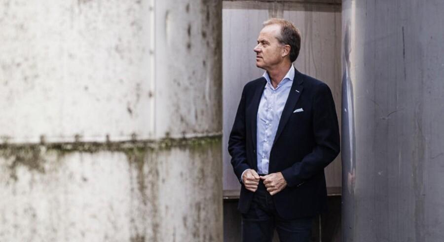 Henrik Brandt stopper senest til sommer som direktør for Royal Unibrew, som han har stået i spidsen for siden 2008.