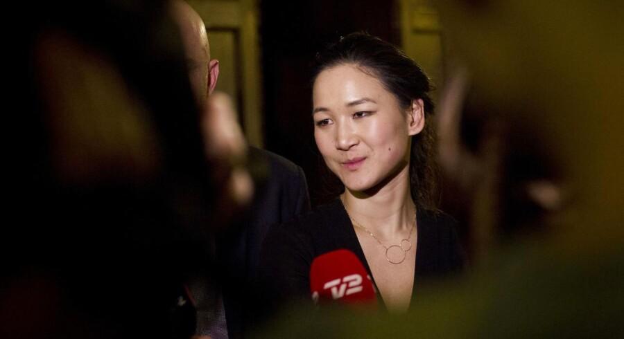 Anna Mee Allerslev (R) vil have en øget indsats mod den stigende bandekriminalitet i København.