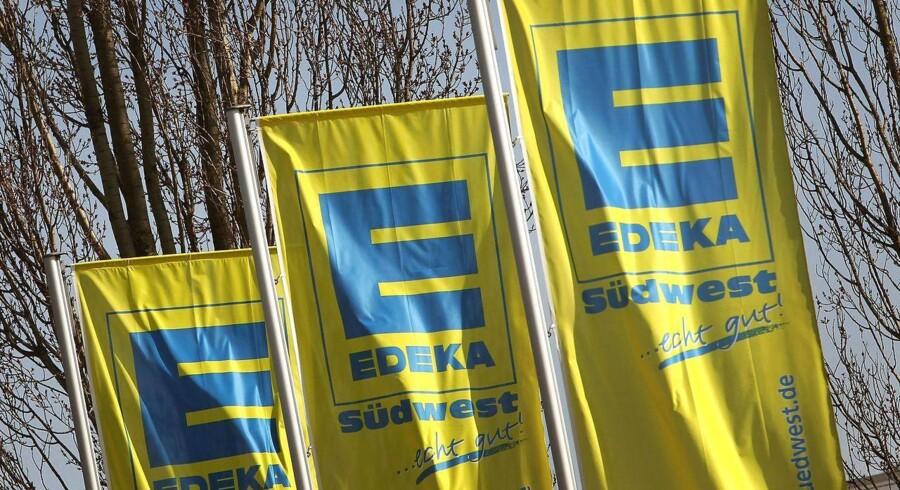 Supermarkedskæden Edeka er blevet mødt med nazisme-beskyldninger efter mislykket julereklame i tysk tv.