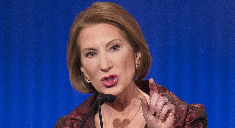 Onsdag aften dansk tid meddeler Fiorina, tidligere chef hos Hewlett-Packard, at hun trækker sig i kampen om at blive republikanernes præsidentkandidat.