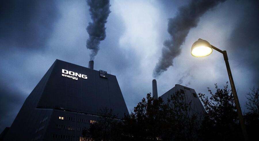 Den amerikanske investeringsbank Goldman Sachs sætter den sidste andel af sine aktier i Danmarks største energiselskab Dong Energy til salg.