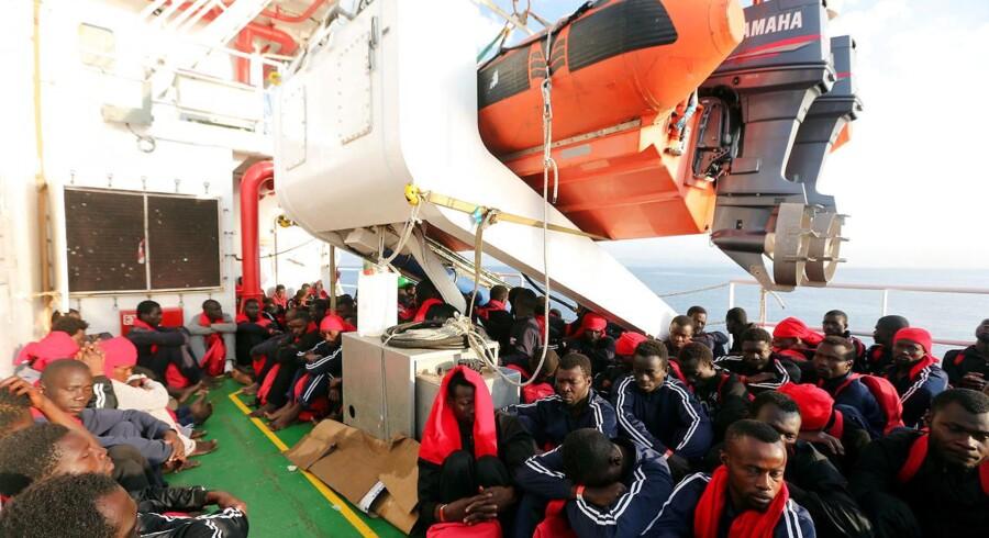 ARKIVFOTO: NGO redningsskib Von Hestia
