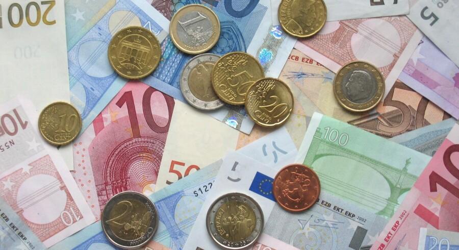 EU kan ikke tvinge Danmark til at få euro, fastslår Kristian Jensen (V). Free